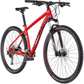 "Ghost Kato 7.9 AL 29"", riot red/night black"